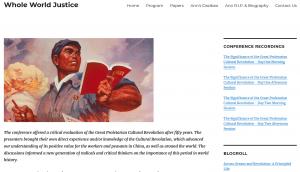 whole world justice website banner image